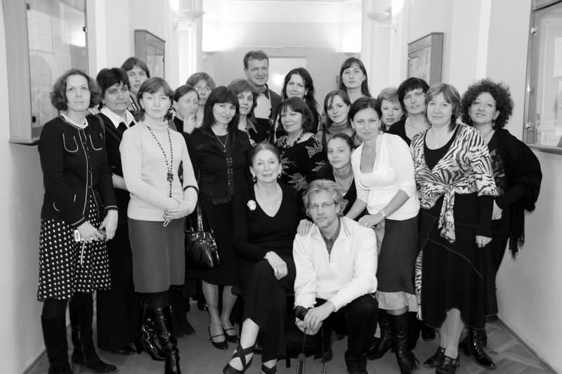 Санкт-Петербург, октябрь 2009